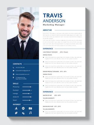 Izrada i dizajn CV biografije