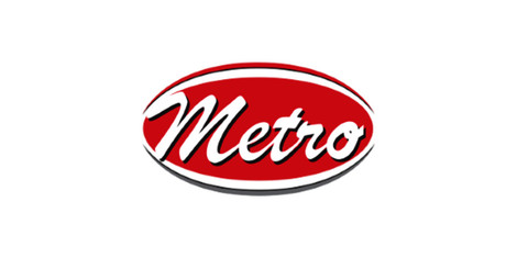 Metro obuća logo