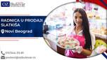 Radnica u prodaji slatkiša  | Oglasi za posao, Novi Beograd