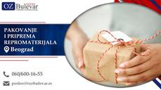 Priprema i pakovanje repromaterijala | Oglasi za posao, Beograd