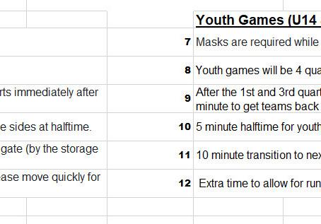 Full Schedule (UPDATED) Spring 2021 - Version 12