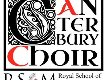 Canterbury Children's Choir opening to Tri-Cities students