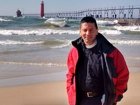 First Latino priest to be ordained in the Episcopal Diocese of Western Michigan