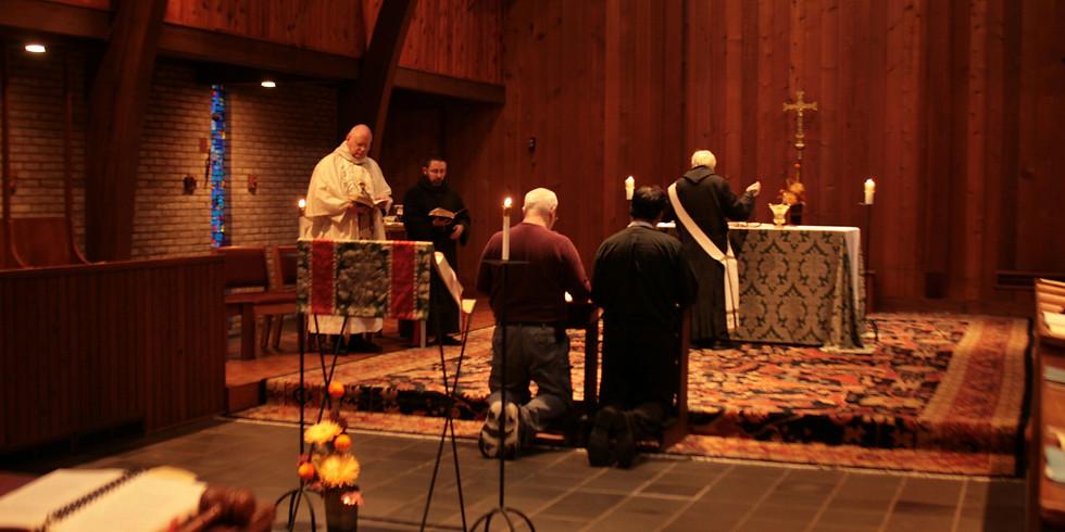 Men's Abbey Retreat