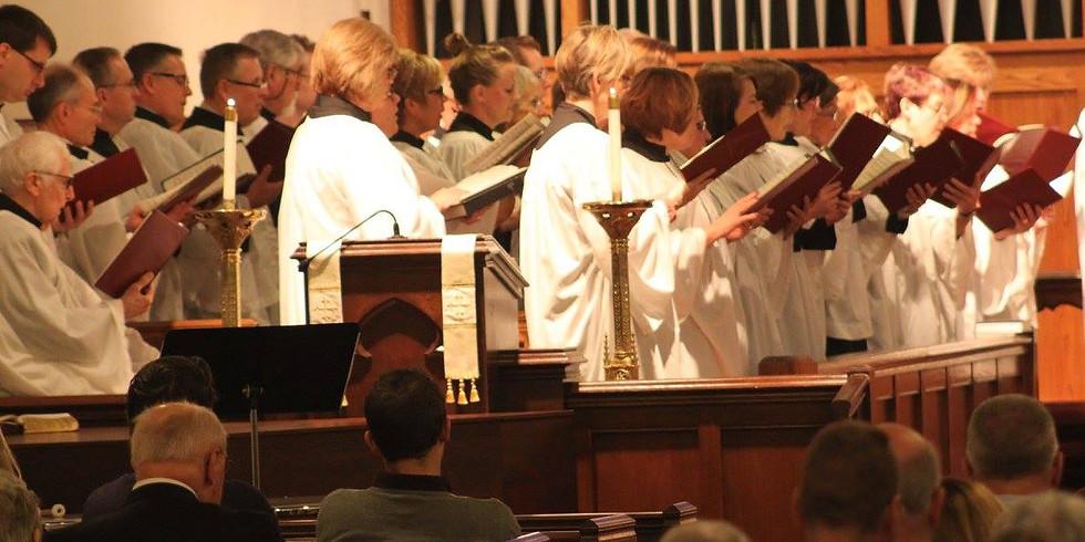 Coast Guard Morning Prayer with Choir