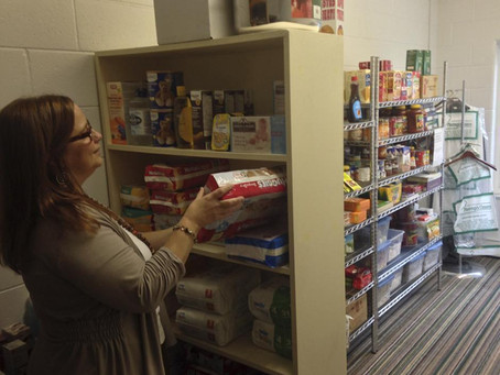 Local church's food pantry extends open hours