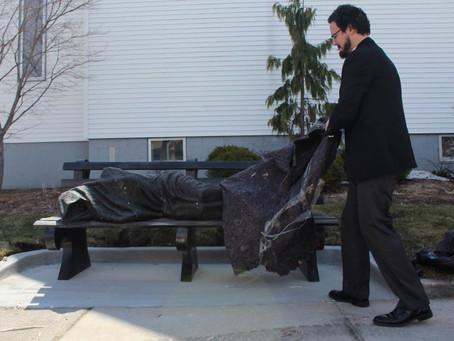 'Homeless Jesus' arrives in GH
