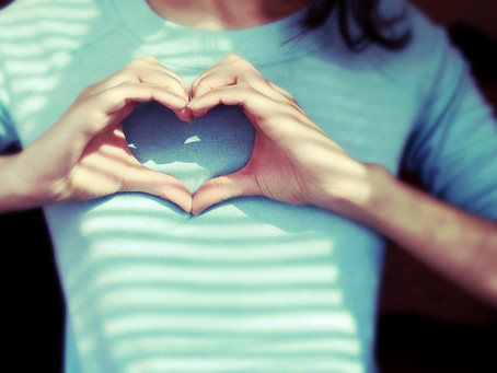 How I Healed My Broken Heart -  or The Love Experiment
