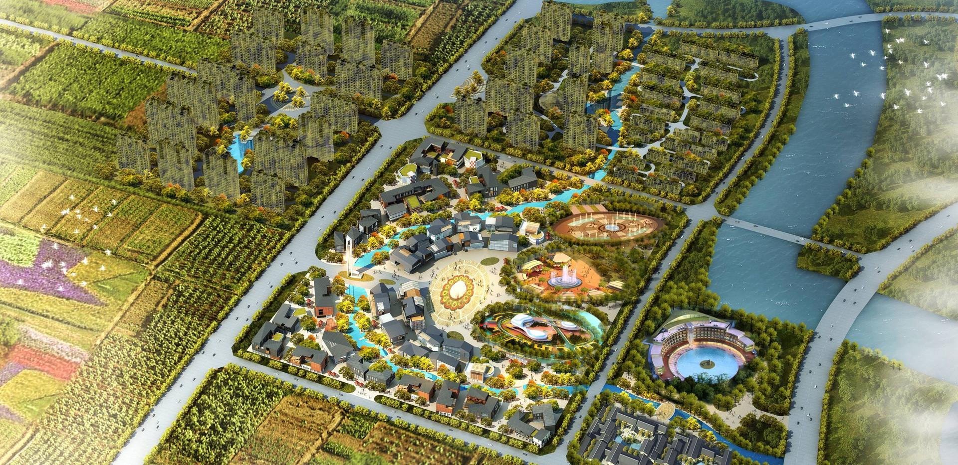 泰安中国年文化小镇