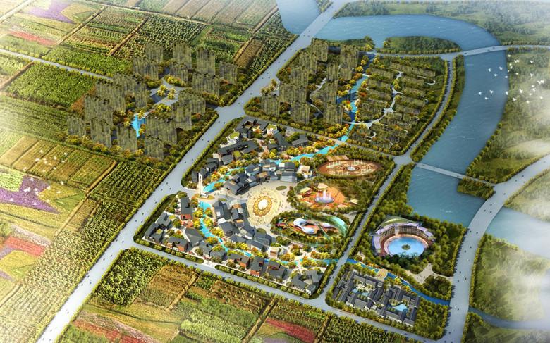 泰安年文化小镇总体规划