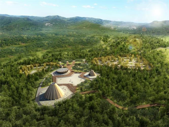 嘎仙洞国家森林公园旅游总体规划