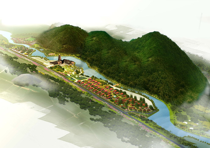 阿尔山生态营地总体规划