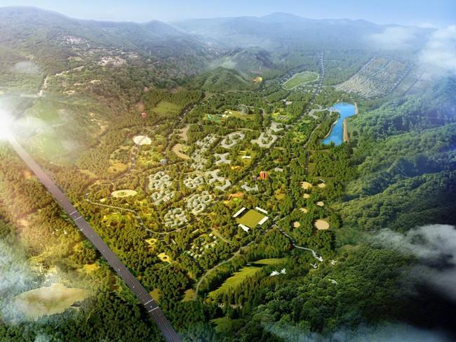 高庄乡村综合体概念性总体规划