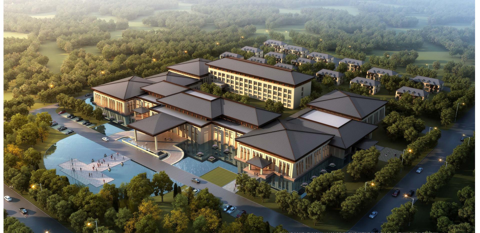 达华黄帝城酒店设计管理和运营咨询