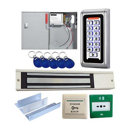 CP K2, standalone door access kit, single door keypad control kit