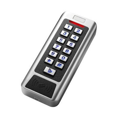dpn-2, 2 relay keypad with proximity