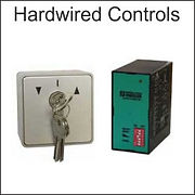 hardwired gae and barrier controls, wireless gate safety edge sysem, infra red safety beams for gates and barriers