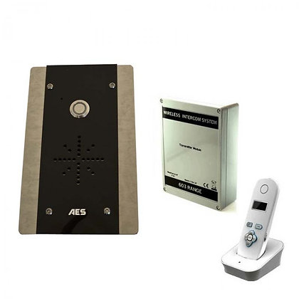 AES 603-FB - Wireless DECT Audio Intercom