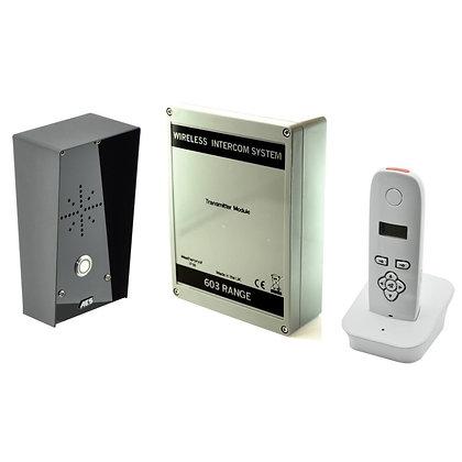 aes 603-imp, DECT audio intercom