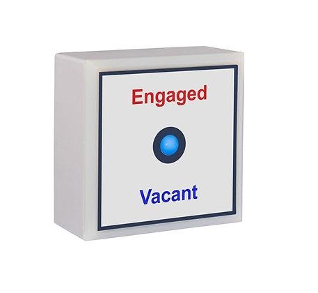 SGWCENG-VAC - Single Gang 'Engaged/Vacant' Indicator