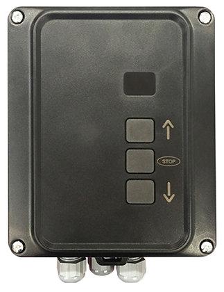 DMR-IND - Deadman Three Phase Control Panel