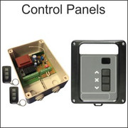 roller shutter and garage door control panels, rc1000, rckit