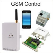 GSM Controller, remote control unit, wireless/remote gate opener, Mobile phone opener,