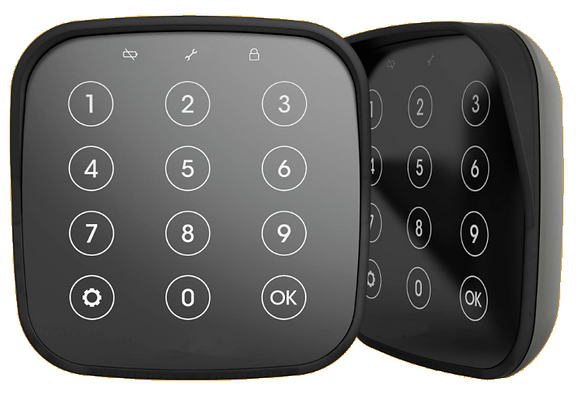 KEEpad 3 Channel Wireless Keypad