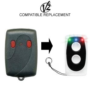 V2 T2SAW433 cloning remote control