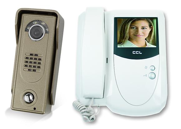 CCL-VC1-CK    Colour Video Intercom Kit