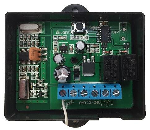 RCS7DC   Remote System for DC Tubular Motors.