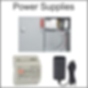 access control power supplies, DIN Rail, battery back up power supply, lockable power supply,