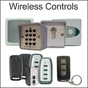 wireless controls/keypads and switches, hardwired key switches,