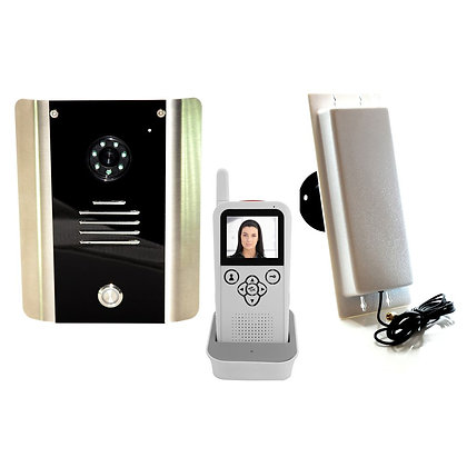 aes 605-ab, wireless video intercom