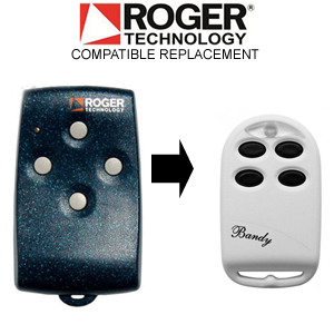 Roger technology r80-4 cloning remote