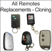 cloning remote controls, universal remote controls, garage remote controls, 433MHZ & 868MHz controls