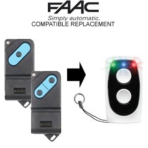 FAAC TM1 315, FAAC TM2 315