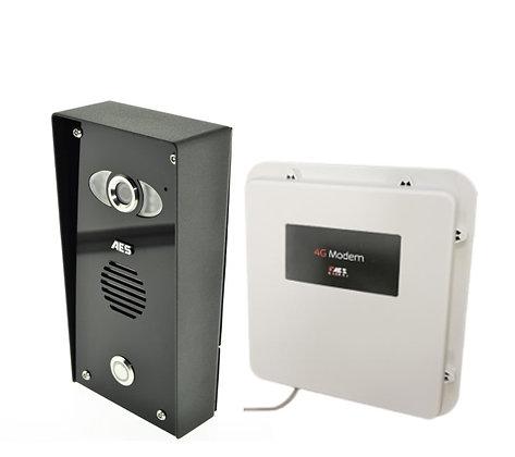 AES PRE2-4GE-IMP/IMPK  Predator 4G Intercom