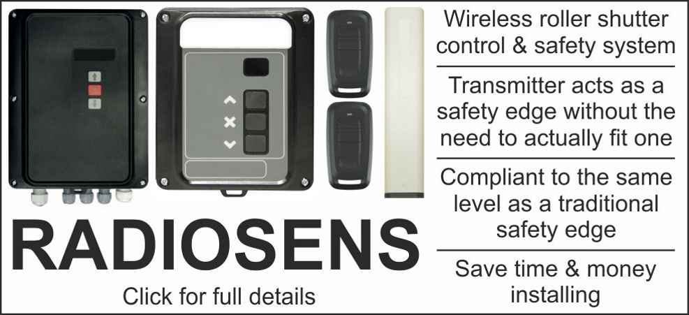 Wireless Roller & Garage door System