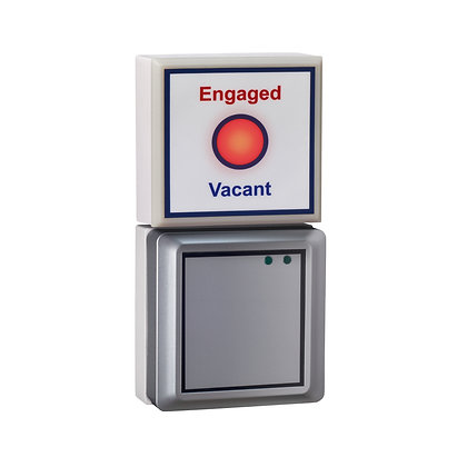 WCPROXENGVAC, engaged vacant LED indicator, indicator with proximity reader