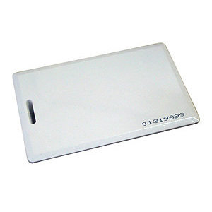 PCARD, numbered proximity card
