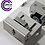 Thumbnail: CP107   Single Micro Power Lock. For Open In Doors.