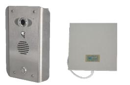 AES PRAE-IP-AS/ASK  Praetorian Guard Video Intercom