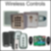 wireless gate and barrier controls,
