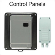 Gate/barrier control panels, jcm technologies,