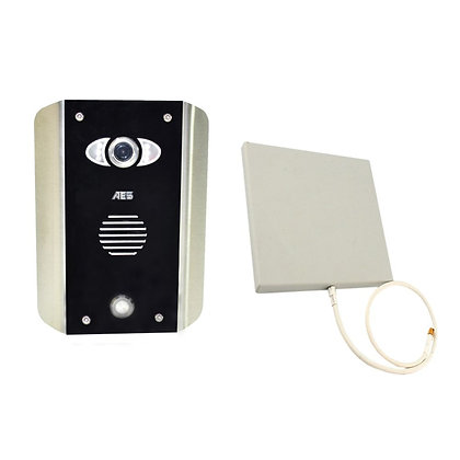 AES WiFi-AB, video predator intercom