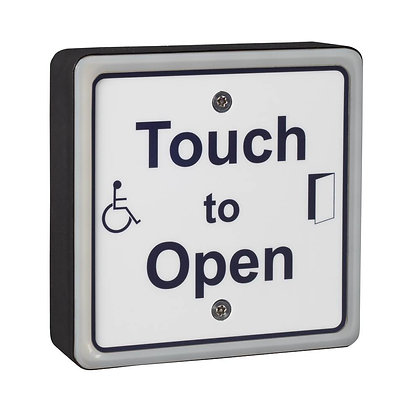 SQTXOPEN, square acrylic touch switch