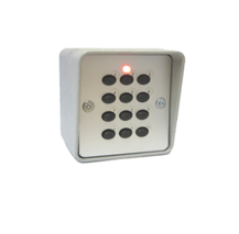 go-key wireless 868MHz keypad, wireless access control