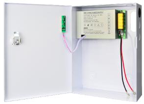 PSU - Lockable 12V 5A Power Supply