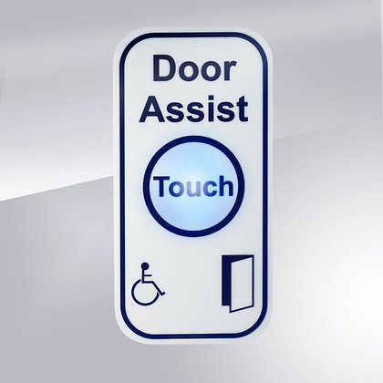 GASS through glass touch switch